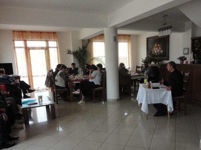 Reuniunea Mariana din Eparhia de Oradea la Exercitii spirituale,