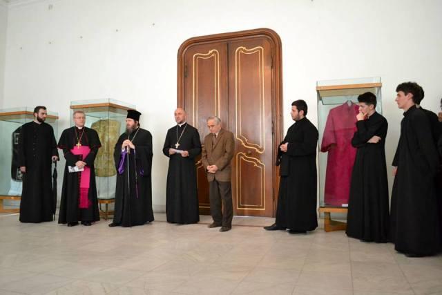 """""""Expozitie ecumenica dedicata Postului Mare si Învierii Domnului, la Palatul Baroc din Oradea"""","""