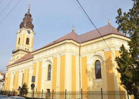 """Programul Slujbelor religioase din preajma Sarbatorii Învierii Domnului la Catedrala """"Sf. Nicolae"""" Oradea,"""