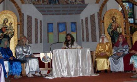 """Patimile Domnului – la Manastirea Franciscana """"Maica Domnului"""","""