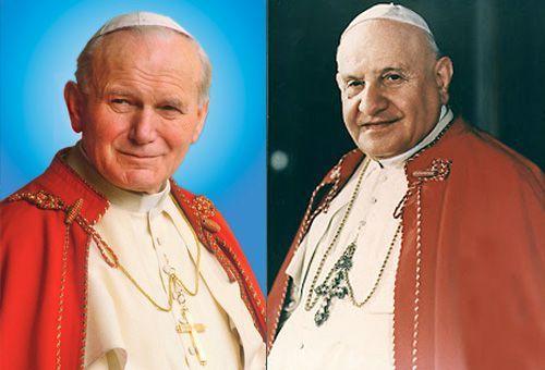 Comunicat de presa: Canonizarea fericitilor Papi Ioan al XXIII-lea si Ioan Paul al II-lea,
