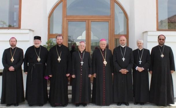 """""""COMUNICAT: Sesiunea ordinara a Sinodului Episcopilor Bisericii Române Unite cu Roma, Greco-Catolica"""","""