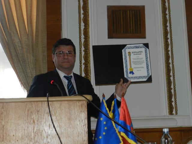 """""""Cuvântul inspectorului general al ISJ Bihor, Prof. Daniel Nergean, la aniversarea a 230 de ani de învatamânt românesc greco-catolic în Oradea"""","""