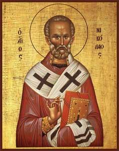 """""""Sfântul Nicolae, protectorul copiilor"""","""