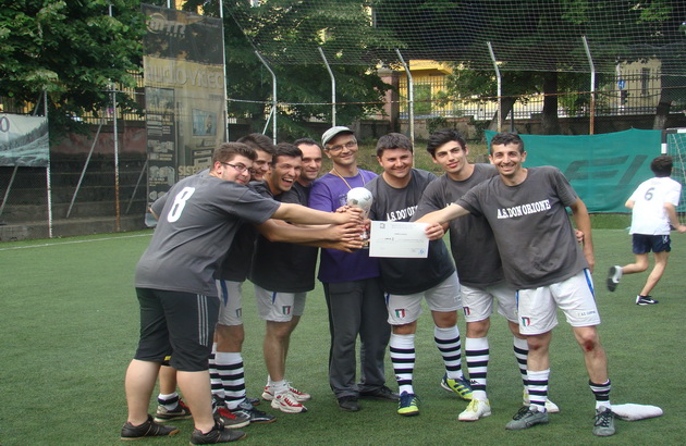 Campionat de fotbal la Oradea,