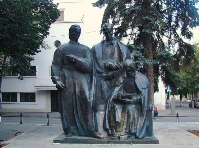 """Ziua de 11 octombrie este declarata prin lege """"Ziua Scolii Ardelene"""","""