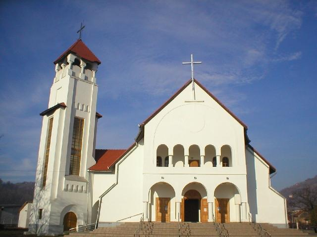 Invitatie – Zece ani de la sfintirea bisericii din Simleu Silvaniei,
