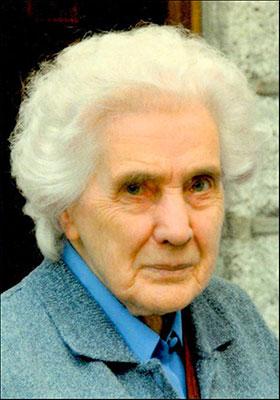 """""""Doamna Lina Lomperetti, mama Mariei Pia Bonapace, a trecut la Domnul"""","""
