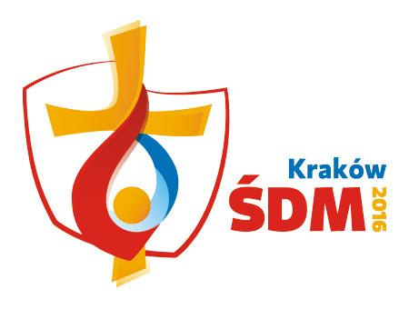Logoul si rugaciunea oficiala a ZMT Cracovia 2016,