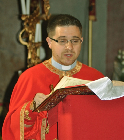 """""""Noul Rector al Seminarului """"Sfintii Trei Ierarhi Vasile, Grigore si Ioan"""" din Oradea"""","""