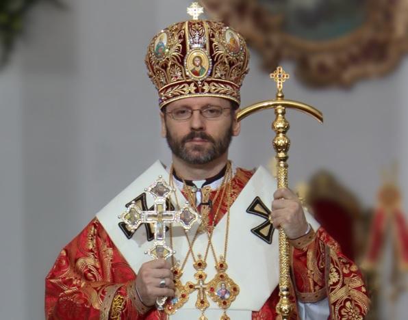 Scrisoarea Primatului Bisericii Greco-Catolice Ucrainene catre comunitatea internationala,