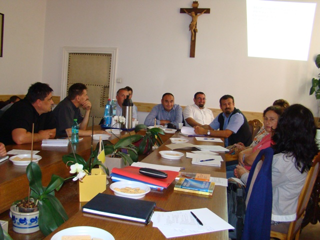 Întâlnirea profesorilor de religie greco catolica din Eparhia de Oradea,