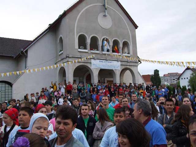 Întâlnirea Eparhiala a Tinerilor Greco-Catolici,