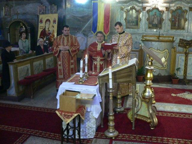 Venerarea Sfintei Cruci,