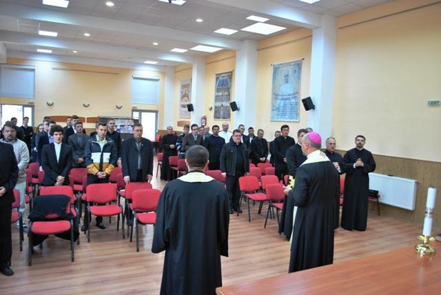 Deschiderea anului universitar la Facultatea de Teologie Greco Catolica din Oradea,