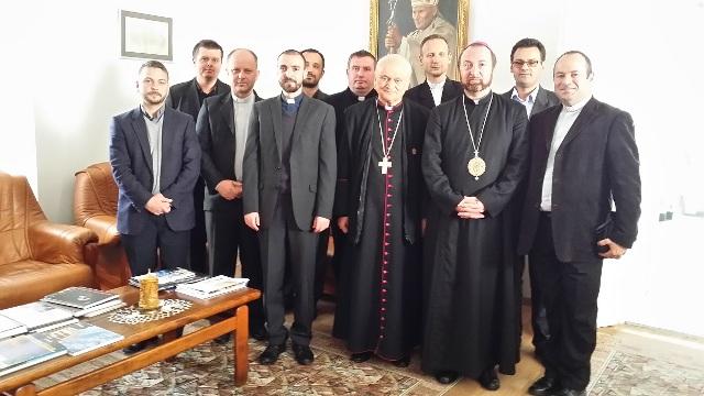 Întâlnirea anuala a membrilor Tribunalului Ordinar,