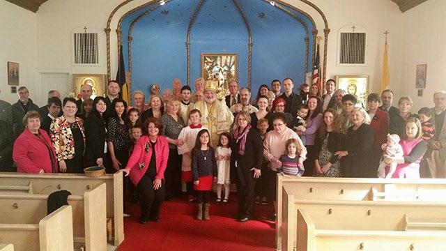 """""""Un nou pastor în Parohia din Dearborn, Michigan, S.U.A."""","""