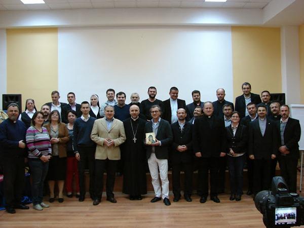Întâlnire inter-eparhiala la Oradea pentru redactarea planului integrat de dezvoltare,