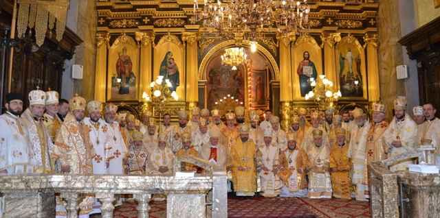 """""""Întâlnirea ierarhilor catolici Orientali, 2014"""","""