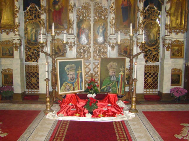 Noaptea arestarilor episcopilor martiri,