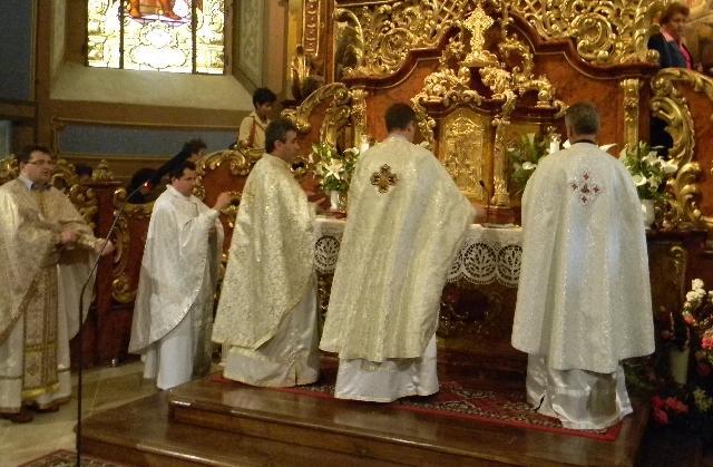 """Reuniunea Mariana a Eparhiei de Oradea în pelerinaj la Manastirea """"Mariapocs"""" din Ungaria,"""