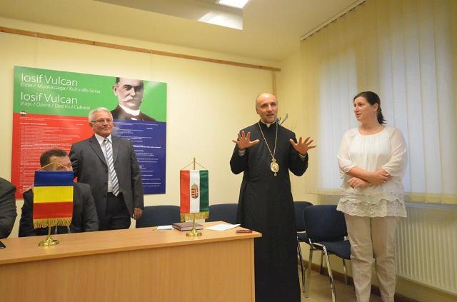 Întâlnire aniversara a Uniunii Culturale a românilor din Létavértes,