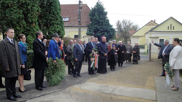 "A XX-a editie a ""Memorialului Vulcan-Irinyi-Popfiu"" la Leta Mare – Ungaria,"