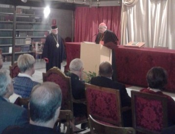 Doctor Honoris Causa în Drept Canonic Oriental,