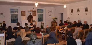Hramul Parohiei greco catolice din Bobota,