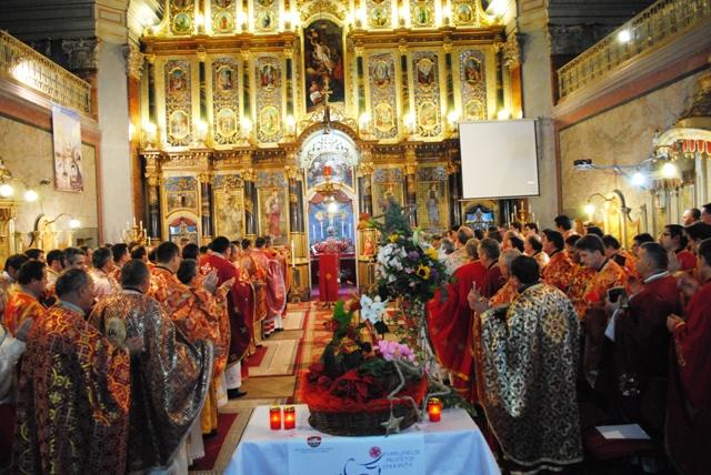 Deschiderea Anului Vietii Consacrate,