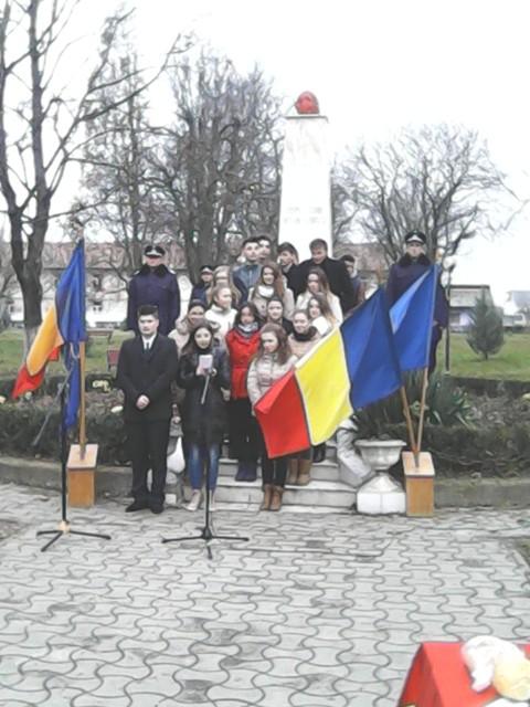 Festivitati ocazionate de Ziua Nationala a României la Valea lui Mihai,