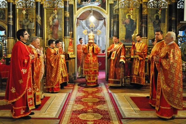 Hramul Catedralei Sfântul Nicolae,