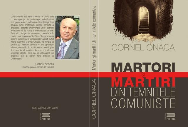 """""""Invitatie: Lansarea cartii """"Martori si martiri în temnitele comuniste"""","""","""