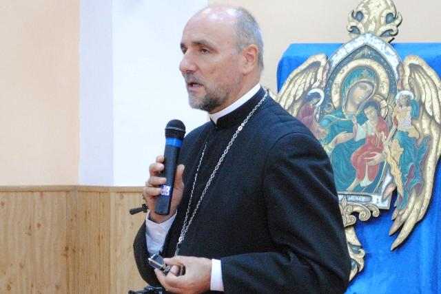 """""""Preasfintitul Virgil Bercea, invitat la """"Dialoguri Interioare"""""""","""