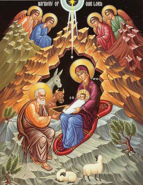 Scrisoare pastorala la Sarbatoarea Nasterii Domnului 2014,