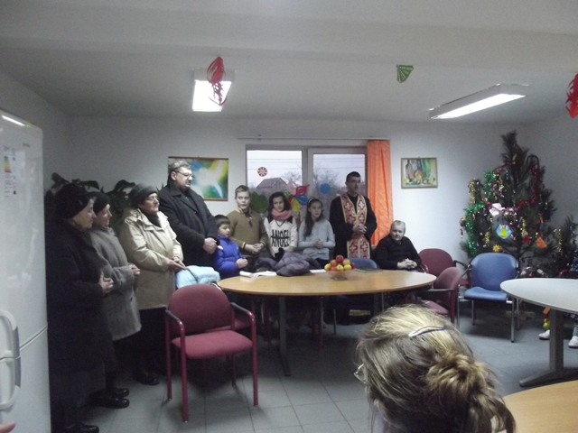 Mesaj de bucurie la Centrul medico-social din Valea lui Mihai,