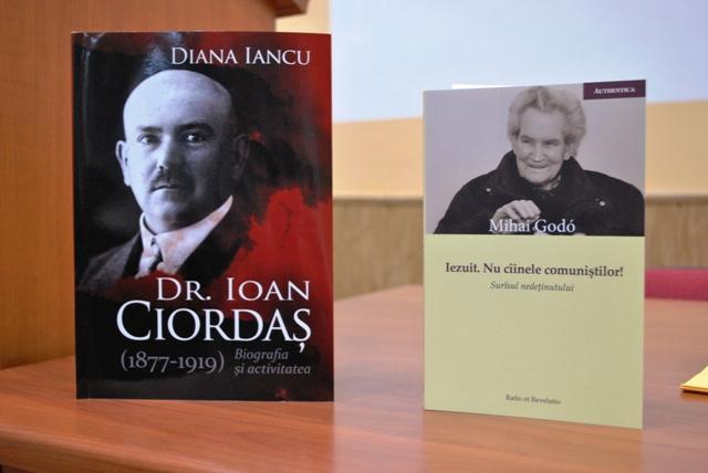 Lansare de carti la Seminarul Greco Catolic din Oradea,