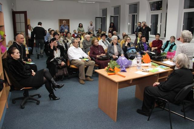 """Lansare de carte la Biblioteca Judeteana """"Gheorghe Sincai"""","""