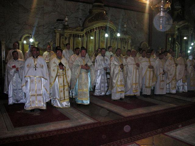 Încheierea anului sacerdotal la Oradea,