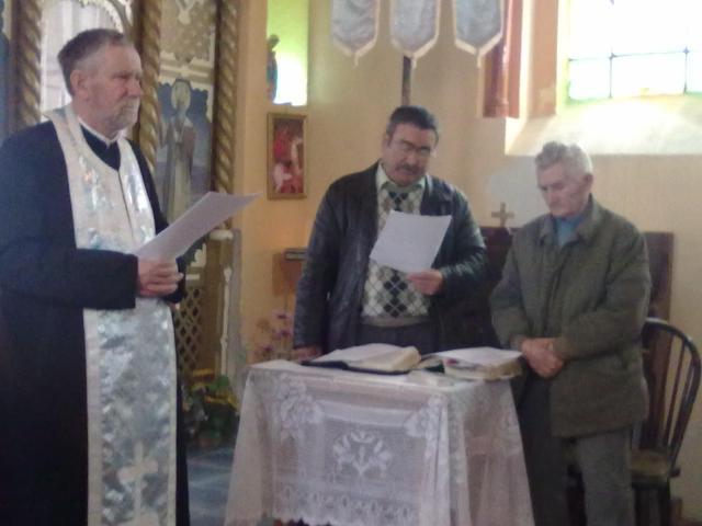 Împreuna la rugaciune si participare la Jerfa Euharistica la Gruilung,
