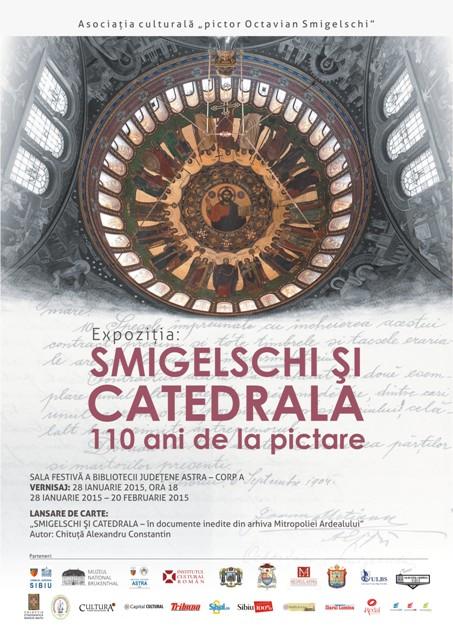"""""""Expozitia Smigelschi si Catedrala, 110 ani de la pictare"""","""