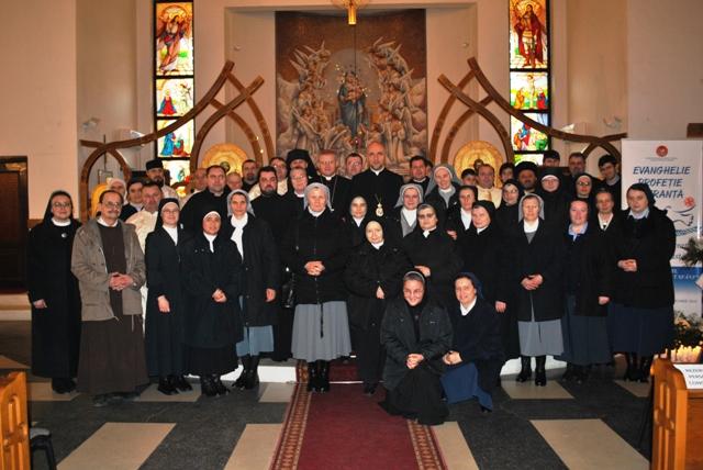 Întâlnirea persoanelor consacrate din dieceza de Oradea,
