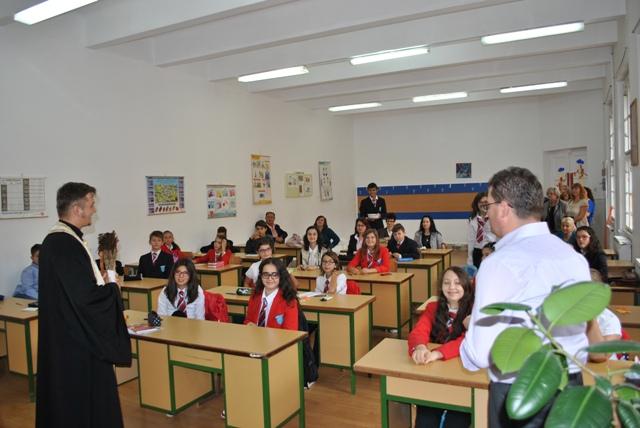 Oportunitati europene în scoala catolica româneasca,