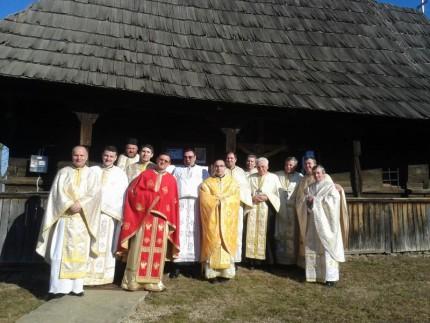 Reculegere spirituala pentru preotii greco-catolici din Protopopiatul Simleu,