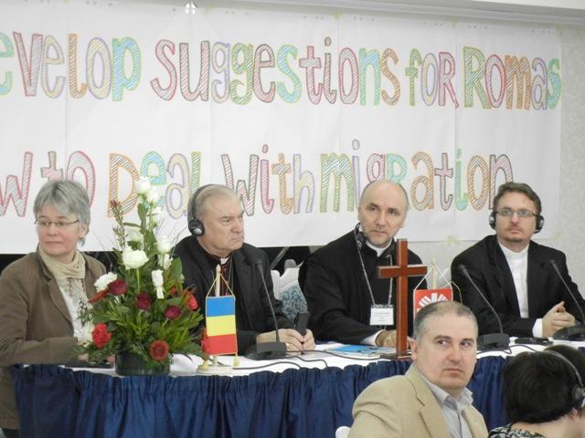 Episcopul greco-catolic Virgil Bercea mizeaza pe culturalizare în problematica migratiei romilor,