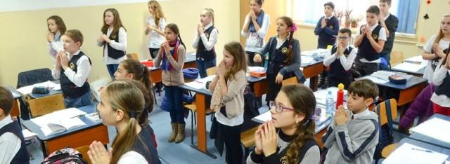 6 martie este data limita pentru înscrierea elevilor la ora de religie în scoala,