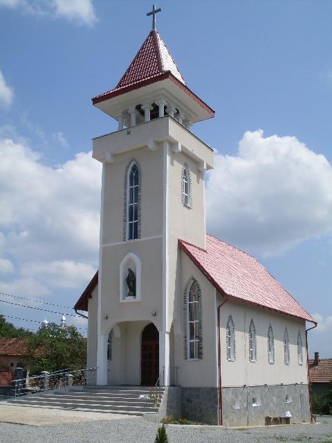 Sfintirea Bisericii Greco-Catolice din Badacin,
