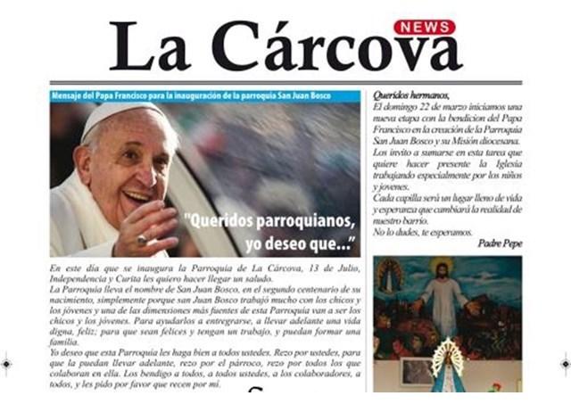 Interviul papei Francisc pentru «La Carcova» din Buenos Aires,