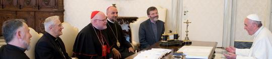 Întâlnirea la Bruxelles a membrilor Comisiei episcopilor din comunitatea europeana (Comece),