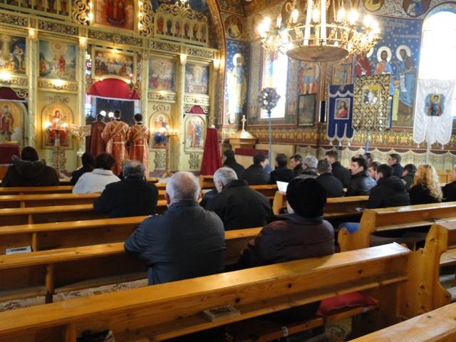 Duminica Sfintei Cruci în Bocsa,